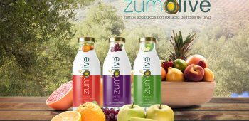Diseño y packaging de Zumolive